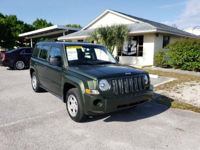 2008 Jeep Patriot Sport (Green)