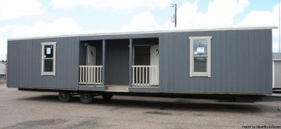 PORTABLE 2 BED, 2 BATH GUEST HOUSE