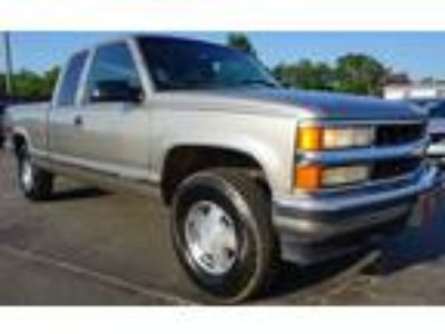 1998 Chevrolet C/K 1500 Silverado Fleetside