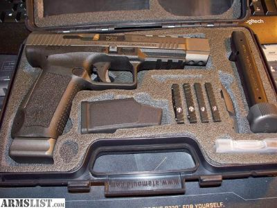 For Sale: Canik TP9SFx 9mm