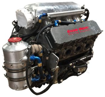 670ci Fuel Injected Brad Klein BBC Engine with BRT Transmiss