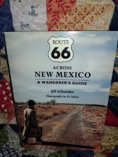 Route 66 Across New Mexico