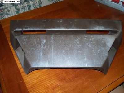 vanagon heater cover