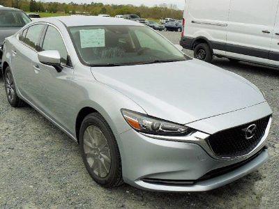 2018 Mazda Mazda6 Sport Auto (silver)