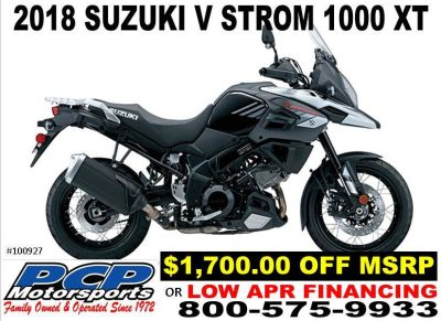 2018 Suzuki V-Strom 1000XT Dual Purpose Motorcycles Sacramento, CA