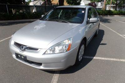 2003 Honda Accord LX (Gray)