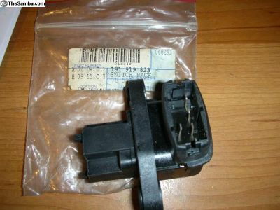 NOS AC Electricity Back up Light Switch