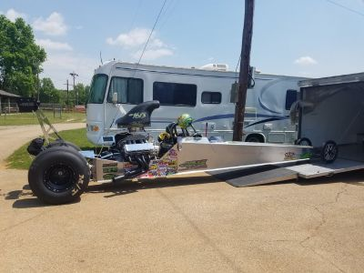 2017 Race Tech Dragster