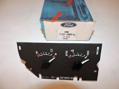 Purchase NOS 90 91 Mustang GT Temprature and Alternator gauge F1ZZ-10883-A motorcycle in Howe, Texas, United States, for US $95.00