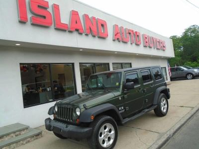 2007 Jeep Wrangler Unlimited X (BL)