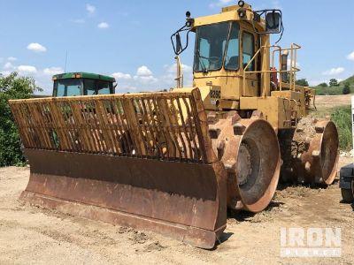 Cat 826C Soil Compactor