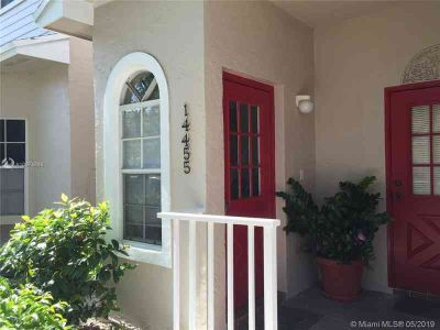 14455 SW 122nd Pl 1002 Miami One BR, Updated 1/1 Townhouse