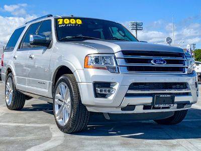 2017 Ford Expedition PLATINUM (INGOT SILVER)