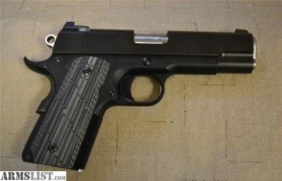 For Sale: USED DAN WESSON VALKRIE 45ACP 4.25