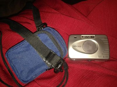 Camera and case