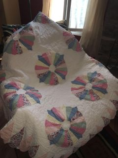 Quilt by Arch Quilts, Elmsford, NY