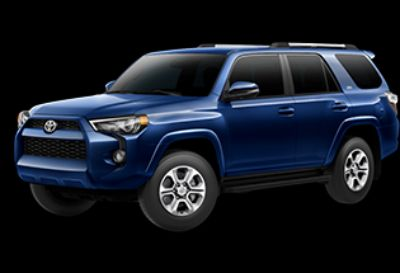2019 Toyota 4Runner SR5 (Nautical Blue Metallic)