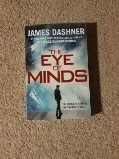 NEW The Eye of Minds by James Dashner