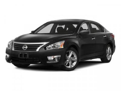 2015 Nissan Altima 2.5 (Cayenne Red)