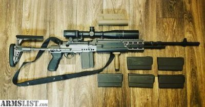 For Sale/Trade: M1A Springfield EBR