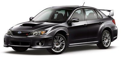 2011 Subaru Impreza WRX STI Limited (Dark Gray Metallic)