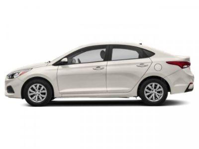 2019 Hyundai Accent SE (Frost White Pearl)