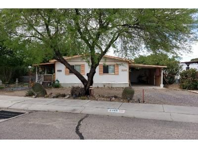Preforeclosure Property in Thatcher, AZ 85552 - W Frye Creek Rd