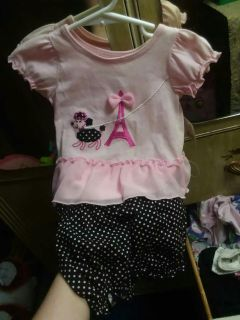 Size 0-3 Month NWT Outfit