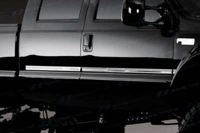 Sell SES Trims TI-CM-106 99-07 Ford F-250 Side Molding Truck Chrome Trim motorcycle in Bowie, Maryland, US, for US $150.00