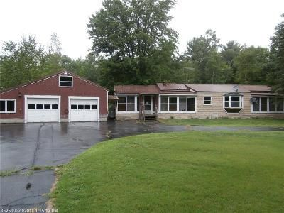 2 Bed 2 Bath Foreclosure Property in East Waterboro, ME 04030 - Sanford Road