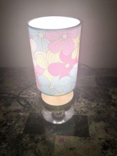 Small lamp great for girls room