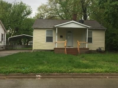 2 Bed 1 Bath Foreclosure Property in East Saint Louis, IL 62206 - Mildred Ave