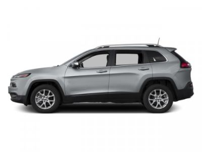 2017 Jeep Cherokee Latitude (Billet Silver Metallic Clearcoat)