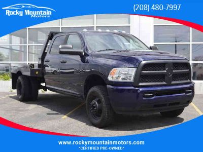 Used 2015 Ram 3500 Crew Cab for sale