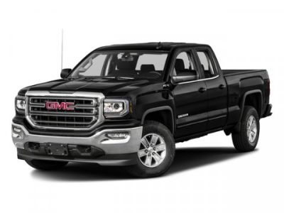 2018 GMC Sierra 1500 SLE (Quicksilver Metallic)