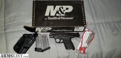 For Trade: M&P 9mm
