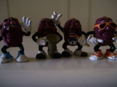 california raisins characters