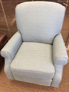 Reclining Chair- Blue
