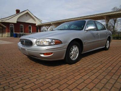 2002 Buick LeSabre Custom (Silver)