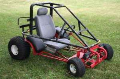 Go Kart 5HP Runs Great! Price Reduced!
