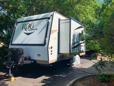 2018 Forest River ROCKWOOD ROO 21DK