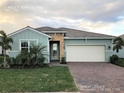Single-family home Rental - 14627 Topsail Dr.