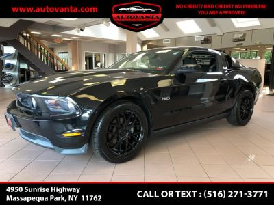 2011 Ford Mustang GT (Black)