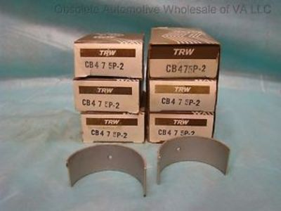 Sell IHC 220 240 241 264 265 Rod Bearing Set 002 Blue Gray Black Silver Diamond motorcycle in Vinton, Virginia, United States, for US $155.00