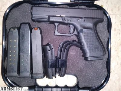For Trade: Glock 19 gen 4 USA made