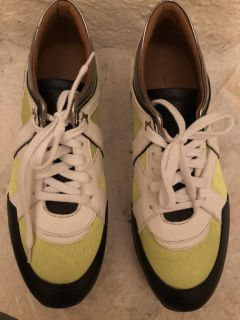 New Jimmy Choo tennis shoes size 41 (10 in U.S.)