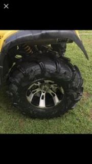 4 wheeler tires and rims