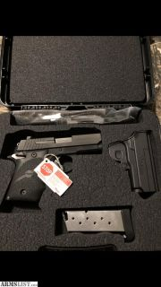 For Sale/Trade: Sig Sauer
