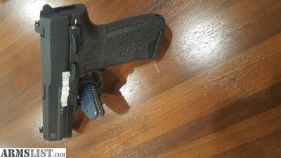 For Sale/Trade: LNIB NEVER FIRED HK USP FULL SIZE 9MM