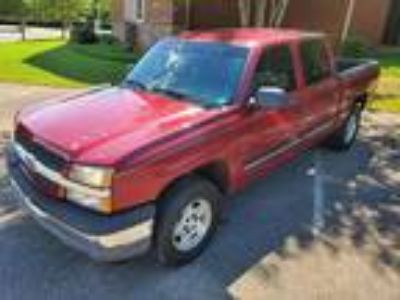 2005 Chevrolet Silverado 1500 For Sale